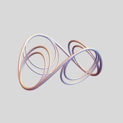 Saddle Circles 3.png Download STL file Saddle Circles 3 • 3D printable template, dansmath