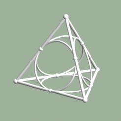 Screen Shot 2020-05-24 at 8.49.30 PM.png Download STL file Tetrahedron with Midcircles • 3D printable model, dansmath