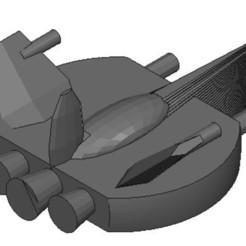 flight_arriere.jpg Download free SCAD file EB_Flight • 3D printer object, E-Belagusien