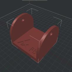 Descargar modelos 3D porta bobinas - porta bobina stagno, gpolits3d