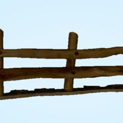 fence.png Download 3MF file Fence • 3D printer model, PimpMyPrint