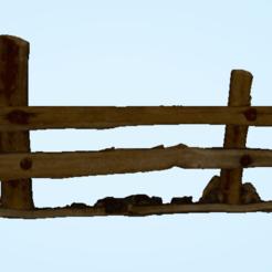 fence2.png Download 3MF file Fence • 3D printer model, PimpMyPrint