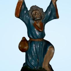 Impresiones 3D Adorar al hombre, PimpMyPrint