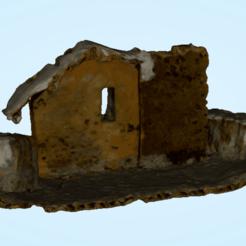 Impresiones 3D Cork House, PimpMyPrint