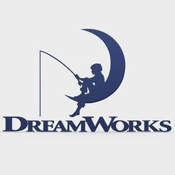 17.jpeg Télécharger fichier 3DS Logo de Dream Works • Plan pour imprimante 3D, PolyArt