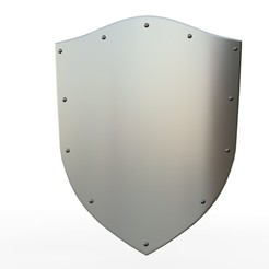 Download 3D printing templates shield 14, PolyArt