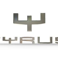 Descargar archivos 3D logo de vyrus, PolyArt