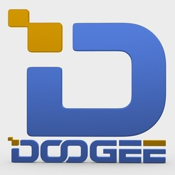 12.jpeg Télécharger fichier 3DS logo doogee • Design pour impression 3D, PolyArt