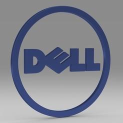1.jpg Télécharger fichier 3DS Logo Dell 2 • Design pour impression 3D, PolyArt