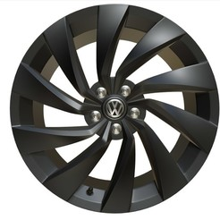 1.jpg Download 3DS file rim volkswagen • Design to 3D print, PolyArt