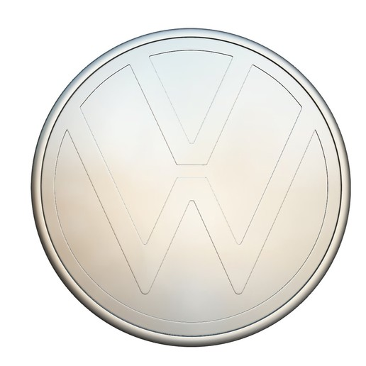 Rick Case Volkswagen >> Download 3D model volkswagen logo ・ Cults