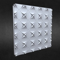1.jpg Download 3DS file 3d wall panel 5 • 3D print model, PolyArt