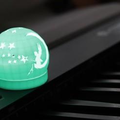 IMG_1453.JPG Download free STL file Fairy lantern • 3D print object, lightshadowds