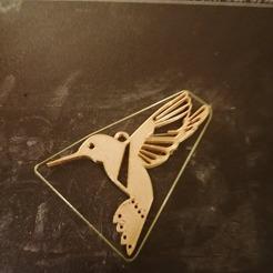 120348146_2696619657228086_3743599775936552349_n.jpg Download free STL file BIRD PENDANT Necklace • 3D print design, lightshadowds