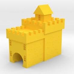 Descargar archivos 3D gratis Juguete de castillo, lightshadowds