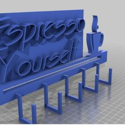 Impresiones 3D gratis Para Espresso lovers☕️☕️, lightshadowds