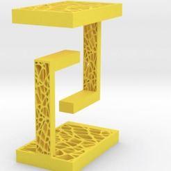 Descargar archivos 3D gratis Estructura de la Tensegridad _Tabla imposible, lightshadowds