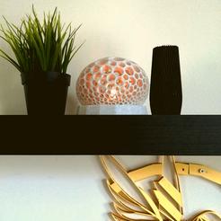 Untitled design (2).png Download free STL file Voronoi lamp • 3D printer design, lightshadowds