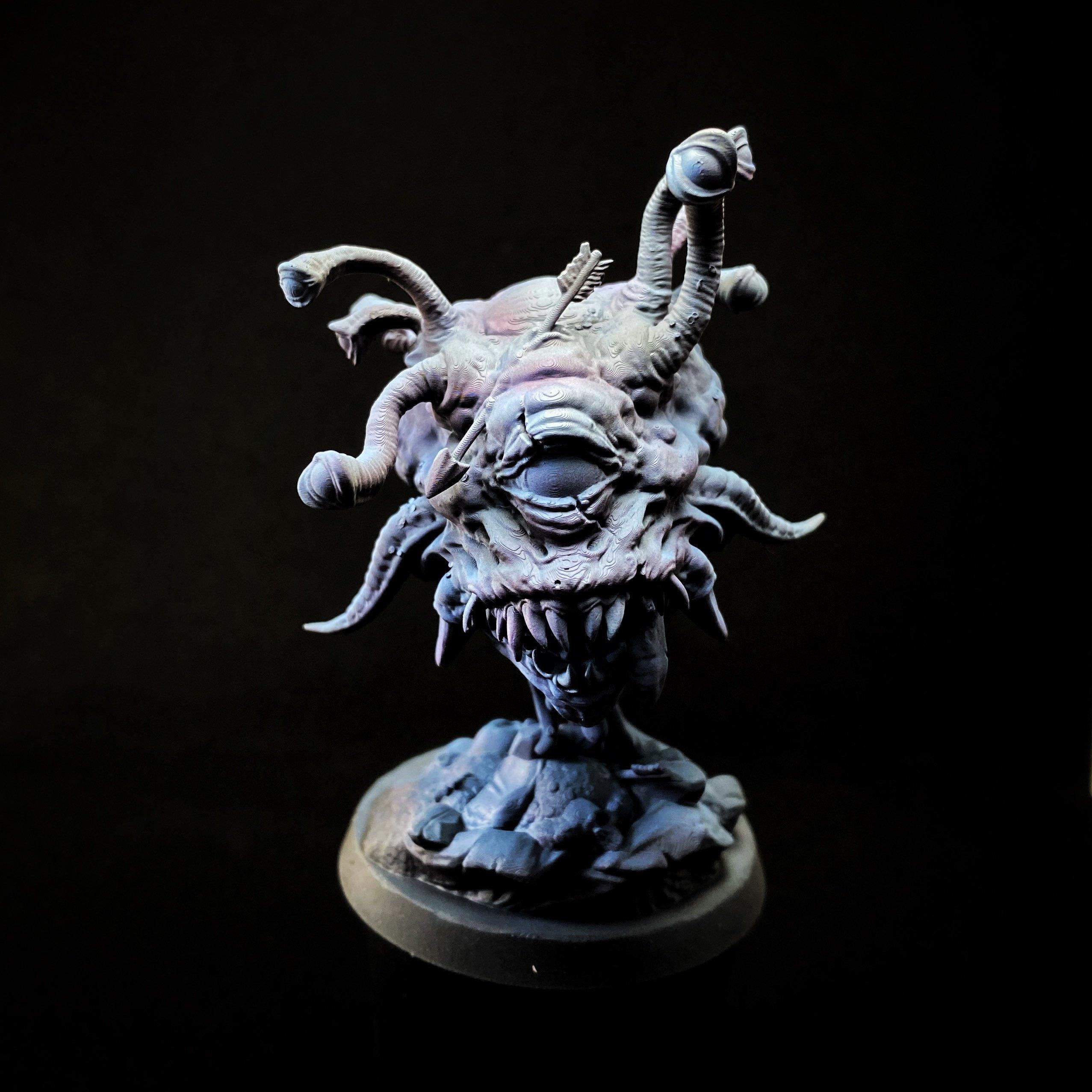 BajoPRUrr.jpg Télécharger fichier STL L'œil ancien d'Urrock'h • Objet imprimable en 3D, White_Werewolf_Tavern