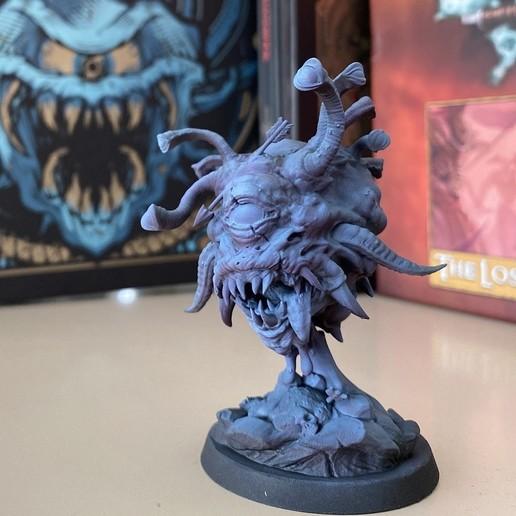 BajoTop - копия.jpg Télécharger fichier STL L'œil ancien d'Urrock'h • Objet imprimable en 3D, White_Werewolf_Tavern