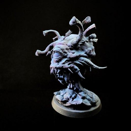 BajoPr2.jpg Télécharger fichier STL L'œil ancien d'Urrock'h • Objet imprimable en 3D, White_Werewolf_Tavern