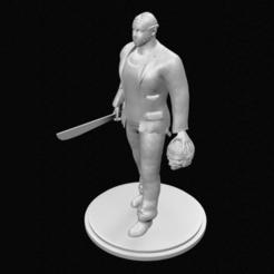 Descargar modelos 3D para imprimir Freddy VS Jason, 3DPrintingDevise