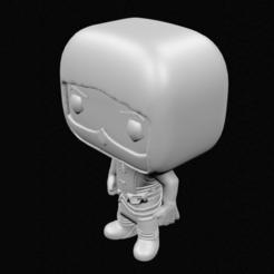 Imprimir en 3D Funko Scorpion, 3DPrintingDevise