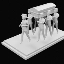 Descargar archivos STL Coffin Dance, 3DPrintingDevise