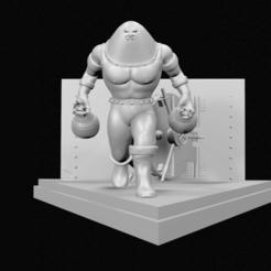 Imprimir en 3D Juggernaut, 3DPrintingDevise