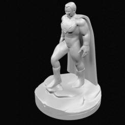 Descargar archivos 3D Superman, 3DPrintingDevise