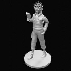 Descargar modelos 3D Kakashi, 3DPrintingDevise