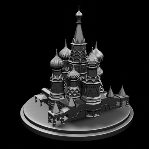Download free 3D printing models Cathedral, 3DPrintingDevise