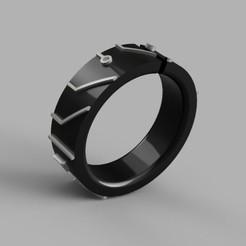 Descargar archivos 3D Anillo de la placa de circuito, Makerstube