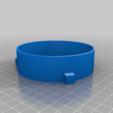 Download free 3D printer designs Bowens Mount, dricksanchez