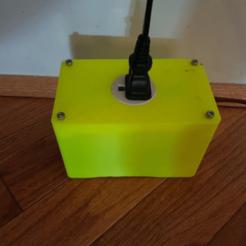 Download free STL file Alexa Smart Outlet • 3D printer template, dricksanchez