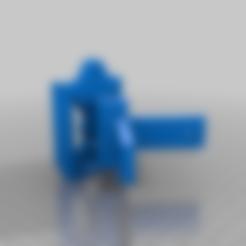 Descargar archivo 3D gratis Placa de liberación rápida con inclinación, dricksanchez