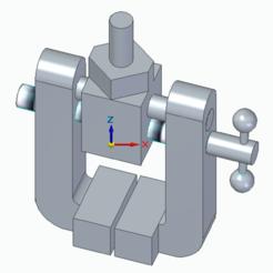 Télécharger modèle 3D Pince de travail, thomytilve