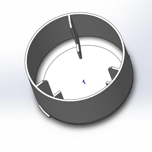 Download free STL file Anti-odour plug for a shower trap • 3D printer model, Mc2h2o