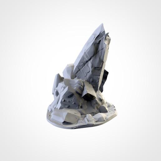 TXFA_WEB_ROCKY_02.jpg Download STL file ROCKY TERRAIN • 3D printing object, Txarli_Factory
