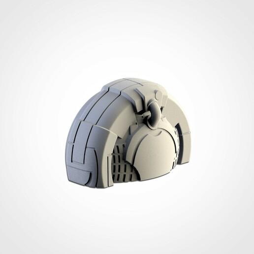 TXFA_WEB_TAU_08.jpg Download STL file XENOS BUILDINGS • 3D printing model, Txarli_Factory