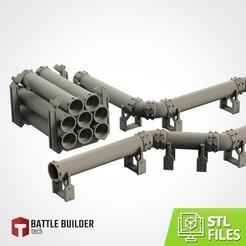 TXFA_WEB_PRODUCT_TUBERIAS_01.jpg Télécharger fichier STL PIPES • Modèle pour imprimante 3D, Txarli_Factory