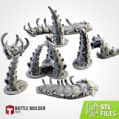 TXFA_WEB_ALIEN_01.jpg Download STL file ALIEN TERRAIN • 3D printer design, Txarli_Factory