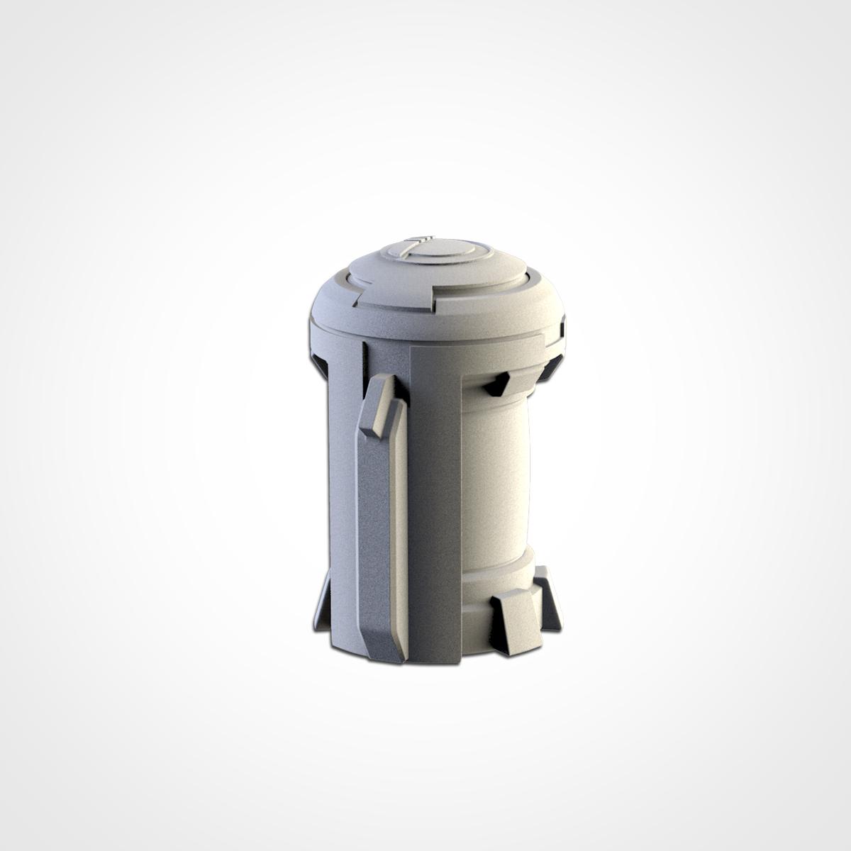 TXFA_WEB_TAU_03.jpg Download STL file XENOS BUILDINGS • 3D printing model, Txarli_Factory
