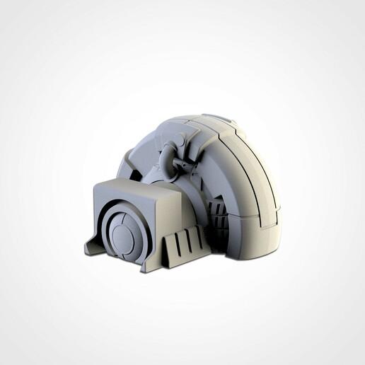 TXFA_WEB_TAU_02.jpg Download STL file XENOS BUILDINGS • 3D printing model, Txarli_Factory