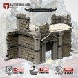 Download 3D printing files THE LAST TEMPLES (MORE THAN 200 DIFFERENT FILES), Txarli_Factory