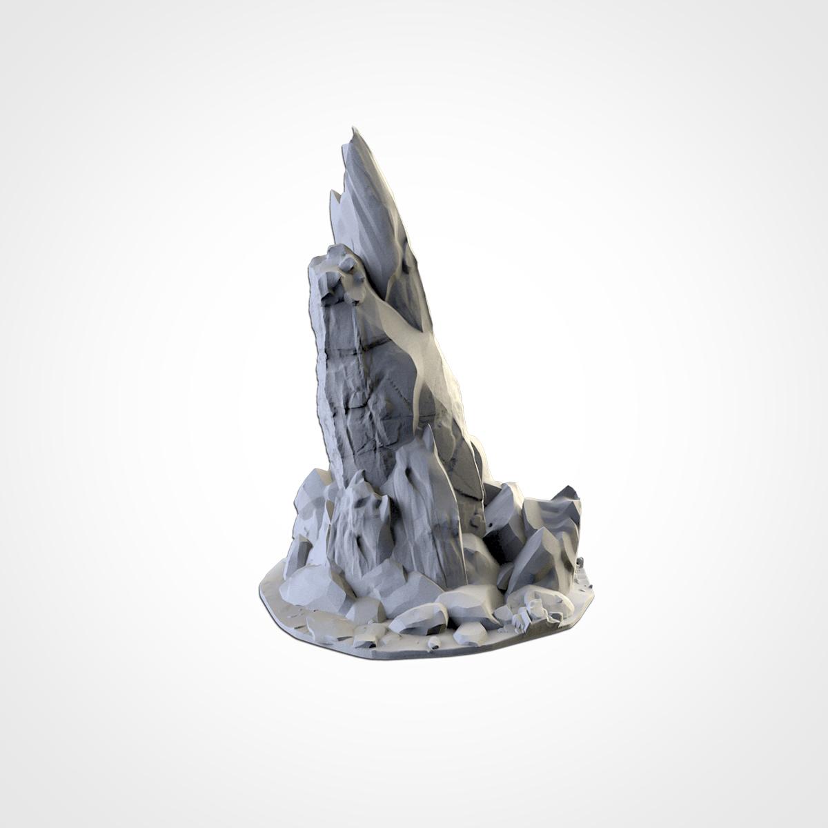TXFA_WEB_ROCKY_04.jpg Download STL file ROCKY TERRAIN • 3D printing object, Txarli_Factory