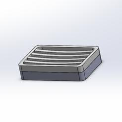 Imprimir en 3D Jabonera, Flo64
