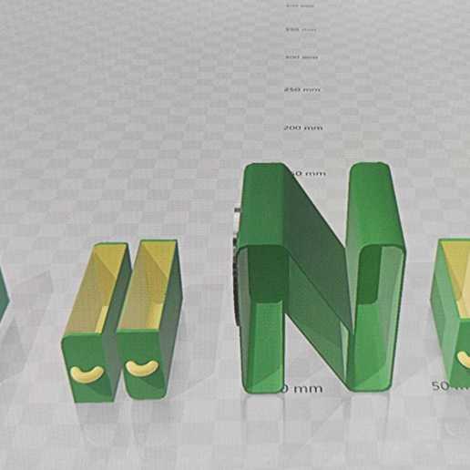 IMG-20200706-WA0151.jpg Download free 3MF file N organizer • 3D printing design, flakitasinsaber
