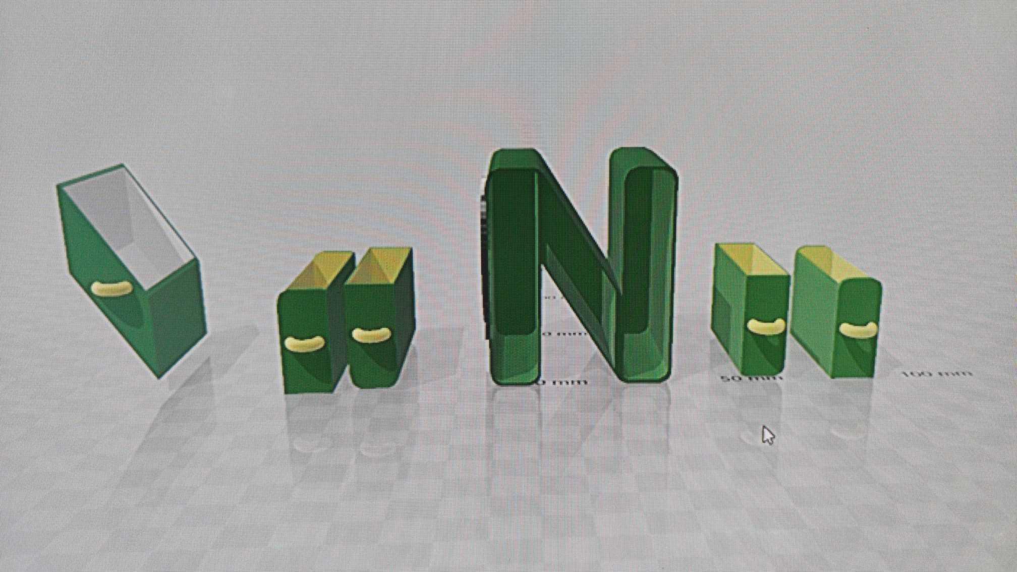 IMG-20200706-WA0153.jpg Download free 3MF file N organizer • 3D printing design, flakitasinsaber
