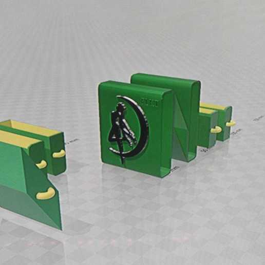 IMG-20200706-WA0150.jpg Download free 3MF file N organizer • 3D printing design, flakitasinsaber
